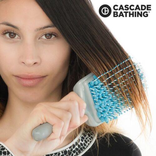 Asciugatura Spazzola Capelli Micro fibra setole microfibra CAPELLI SPAZZOLA ASCIUGACAPELLI DA VIAGGIO SPAZZOLA