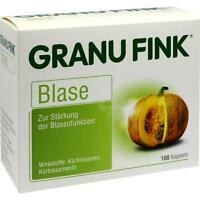 Granufink Blase Hartkapseln 100 St Pzn266614
