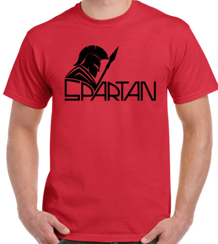 Mens Training Top T-Shirt Gym MMA Boxing Muscle Weightlifting Warrior SPARTAN