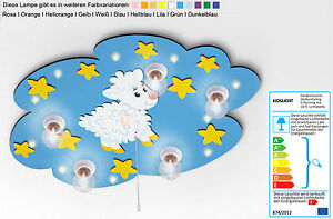 Kinderlampe-Deckenlampe-fuer-Kinder-mit-Schlummerlicht-Motiv-Schafe-2-120-1