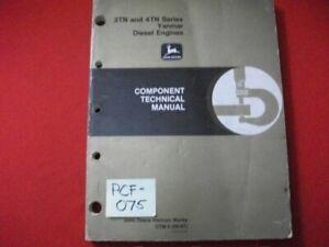 JOHN-DEERE-COMPONENT-TECHNICAL-MANUAL-3TN-amp-4TN-SERIES-YANMAR-DIESEL-ENGINES