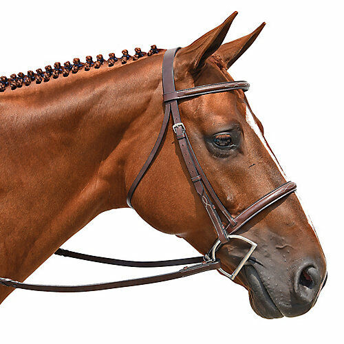 M. Toulouse M. Toulouse Working Hunter Snaffle Bridle