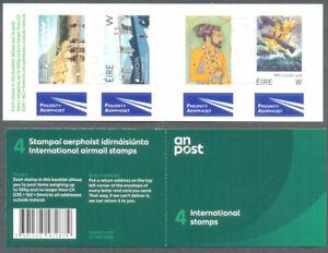 """Radient Irlande - 2019 """"w"""" Livret 4 Auto-adhésifs-fu/cto-timbres-offre Limitée--fu/cto-new Stamps-limited Supply Fr-fr Afficher Le Titre D'origine"""