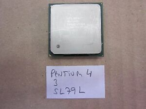 Procesador-Intel-Pentium-4-3-00-GHz-SL79L-Socket-478-CPU-FUNCIONANDO