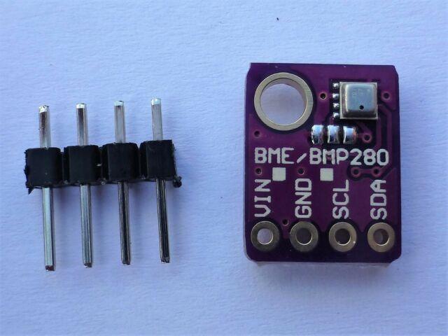 Bosch BME280 Pressure Temperature and Humidity Sensor Esp32 Arduino for sale online