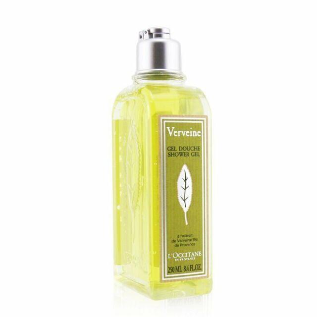 L'Occitane Verveine (Verbena) Shower Gel 250ml Bath & Shower