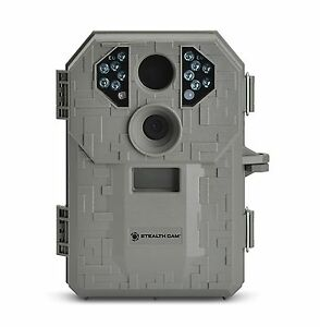Stealth-Cam-P12-IR-6-0-MP-Scouting-Trail-Hunting-Game-Camera-with-Video-amp-Burst