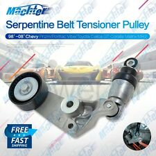 Serpentine Belt Tensioner w/ Pulley for Prizm Vibe Celica Corolla Matrix MR2