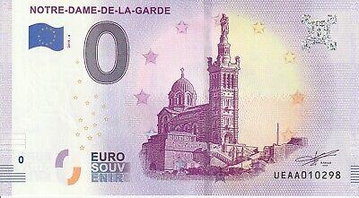 Ambitieus 2019 N° 010298 - Notre Dame De La Garde Touristique Souvenir 0 €