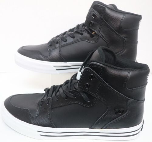 Supra Vaider Black-White S28293 Men Size/'s