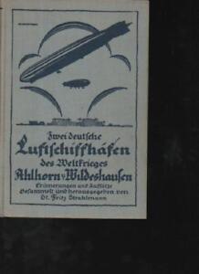 n6841-Strahlmann-zwei-deutsche-Luftschiffhaefen-des-Weltkrieges-Ahlhorn