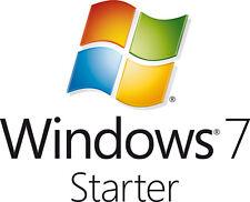 Microsoft Windows 7 Genuine Starter Full Version License 32Bit COA Key