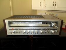 Vintage KENWOOD KR-8050 120 WPC High Speed DC Stereo Receiver BEAUTIFUL!!!