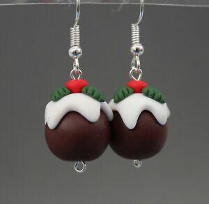 New Christmas Earrings Raindeer Festive Stocking Filler
