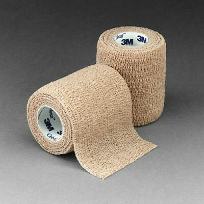 3M Coban Self Adherent Wraps 1582 Nexcare 2