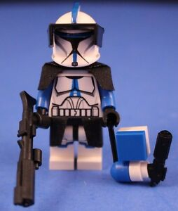 Details about LEGO® STAR WARS™ Custom Phase 1 501st LEGION CLONE TROOPER  minifigure + Blasters