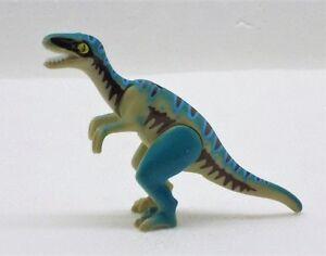 VELOCIRAPTOR-PLAYMOBIL-Dinosaures-a-Raptor-Age-de-pierre-Dino-Animal-Grotte