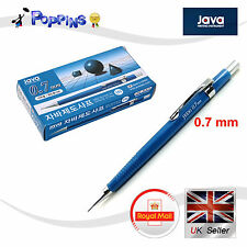 New Genuine Java 0.7mm Jedo Mechanical Pencil For Drafting Office UK Stock