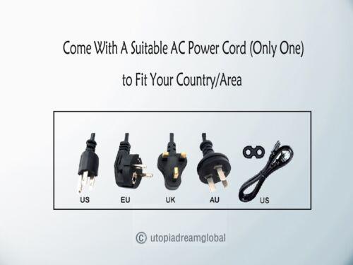 AC Power Cord Cable For Harman Kardon H//K 595 Speaker Dell 07356T Subwoofer
