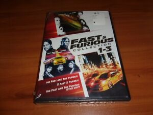 The-Fast-and-the-Furious-Trilogy-1-2-3-DVD-2014-3-Disc-Widescreen-NEW