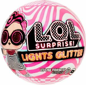 L-O-L-Surprise-Lights-Series-Glitter-Doll-Styles-May-Vary-NEW