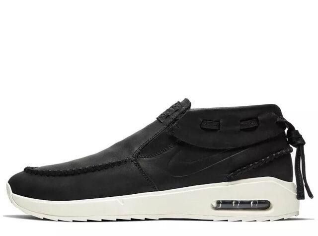 Size 10.5 - Nike SB Air Max Stefan Janoski 2 MOC Black for sale ...