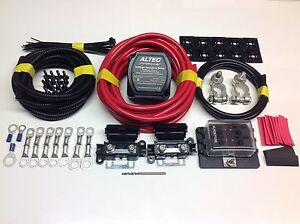 3mtr pro split charge kit 12v 140a m power vsr battery terminals image is loading 3mtr pro split charge kit 12v 140a m
