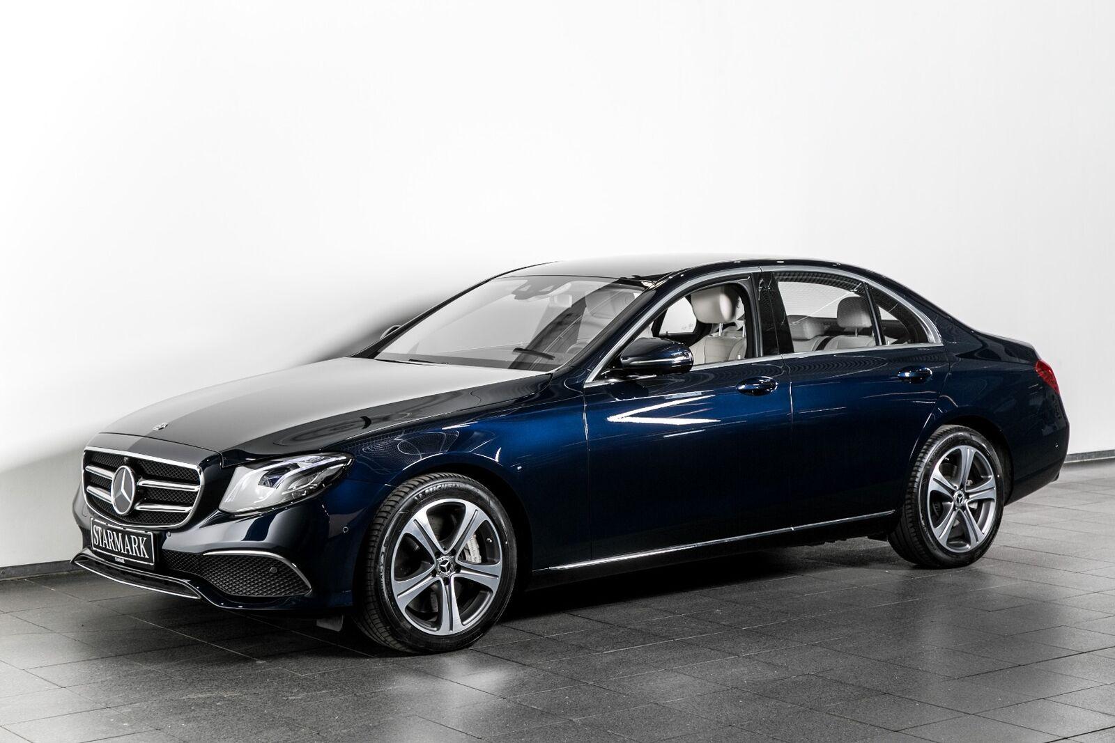 Mercedes E350 d 2,9 aut. 4d - 649.900 kr.