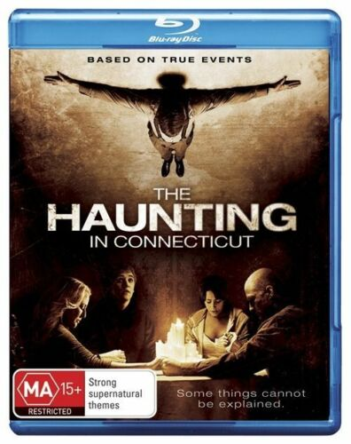 1 of 1 - The Haunting In Connecticut (Blu-ray, 2010) -- Free Postage --