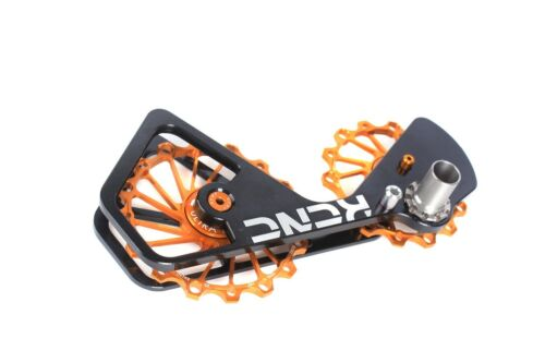 KCNC Road Bicycle Bike Oversized Pulley Cage for Ultegra 6800//Dura Ace 9000 Gold