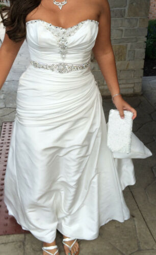 Maggie Sottero Couture Wedding Dress Size 12