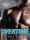 Overtime by Toni Aleo (CD-Audio, 2015)