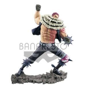 Banpresto Memorial Log One Piece Figure du 20ème Anniversaire de Charlotte Katakuri Nouveau