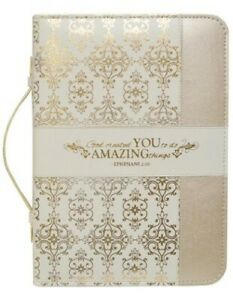 Ephesians-2-10-Bible-Cover-Cream-and-Gold-X-Large