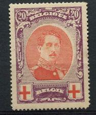 Belgium 1915 SG#159, 20c Red Cross Fund MH #A79127