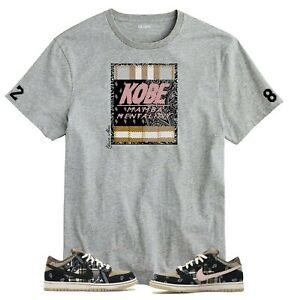 para donar Examinar detenidamente A la verdad  T-Shirt/Tee Sneaker Match Nike SB Dunk Low Travis Scott | eBay