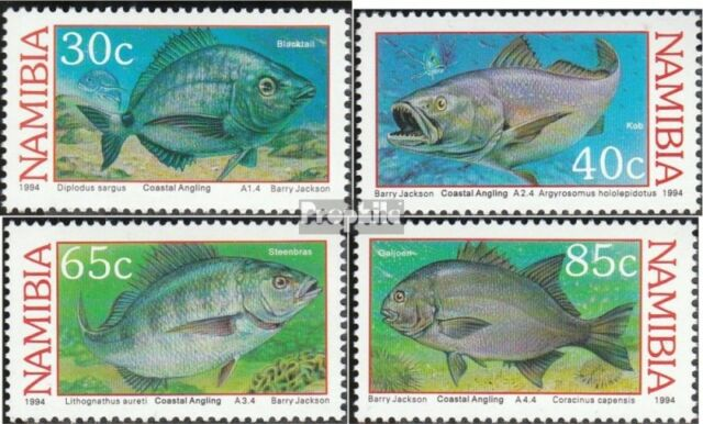 Namibia - Southwest 764-767 (complete.issue.) unmounted mint / never hinged 1994