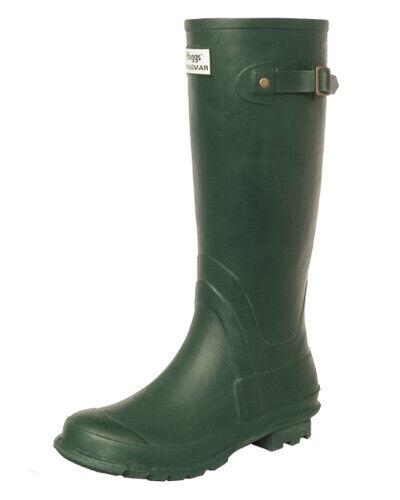 Hoggs De Fife Braemar Wellington Boots Wellies vert ou bleu marine