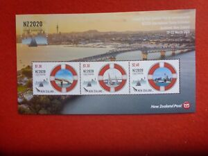 New-Zealand-NZ2020-STAMP-EXHIBITION-MARITIME-SAILS-3-STAMPS-MINI-SHEET-MUH