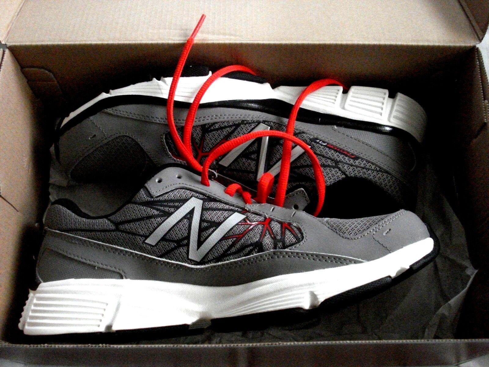 Zapatos Tenis Para Hombre New Balance gris  2 Med Duel Comfort