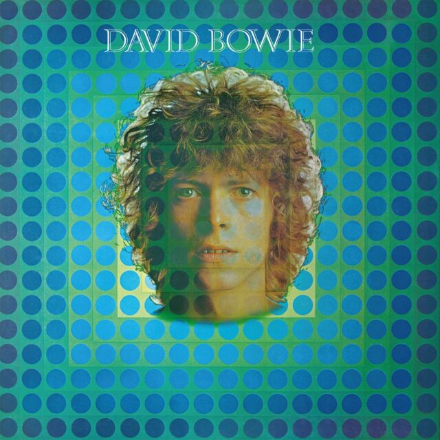 David Bowie - David Bowie (aka Space Oddity) - 180gram Vinyl LP *NEW & SEALED*