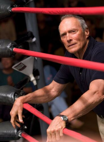 PHOTO MILLION DOLLAR BABY CLINT EASTWOOD 11X15 CM # 1