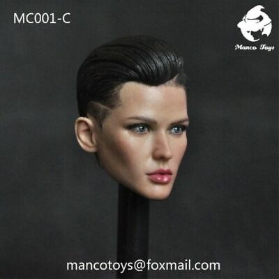 MancoToys MC001-C 1//6 Head Carving Ruby Rose Handsome xXx Return of Xander Cage