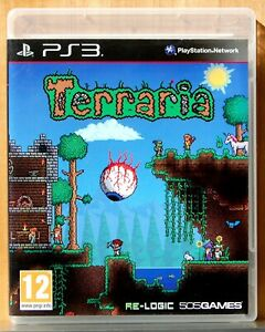 Details about TERRARIA - PLAYSTATION 3 - PAL SPAIN - CD PHYSICAL - FULL