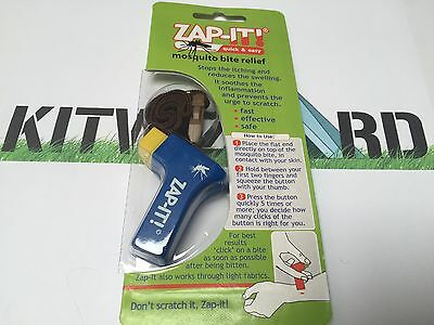 Zapperclick ZAP IT Mosquito/Insect Bite Itch Relief Holiday Travel Gadget