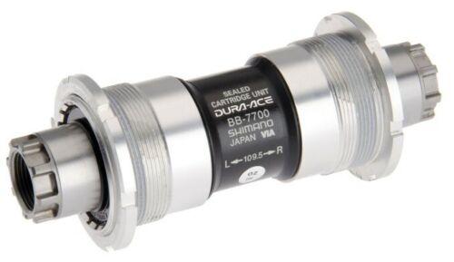 68 // 109.5 mm BC 1.37 BSA Shimano Innenlager DURA-ACE BB-7700 OCTALINK