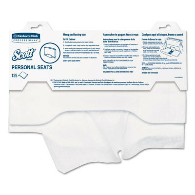 Astonishing Kimberly Clark Personal Seats Sanitary Toilet Seat Covers 15 X 18 125 Pack 36000074109 Ebay Forskolin Free Trial Chair Design Images Forskolin Free Trialorg