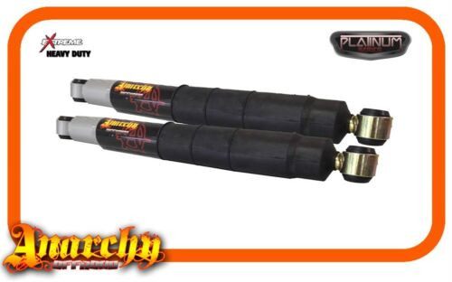 Anarchy Platinum XL Shock Absorbers Front for TOYOTA LANDCRUISER VDJ 76 T32