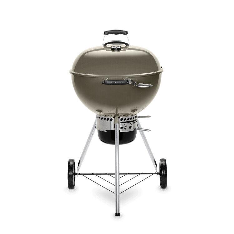 Barbecue Carbonella WEBER BBQ Carbone ø 57 cm con Termometro C-5750