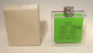 AURA-JACOMO-POUR-HOMME-EAU-DE-TOILETTE-Spray-75ml-2-4-oz-NEW-NIB-Tester-Vintage